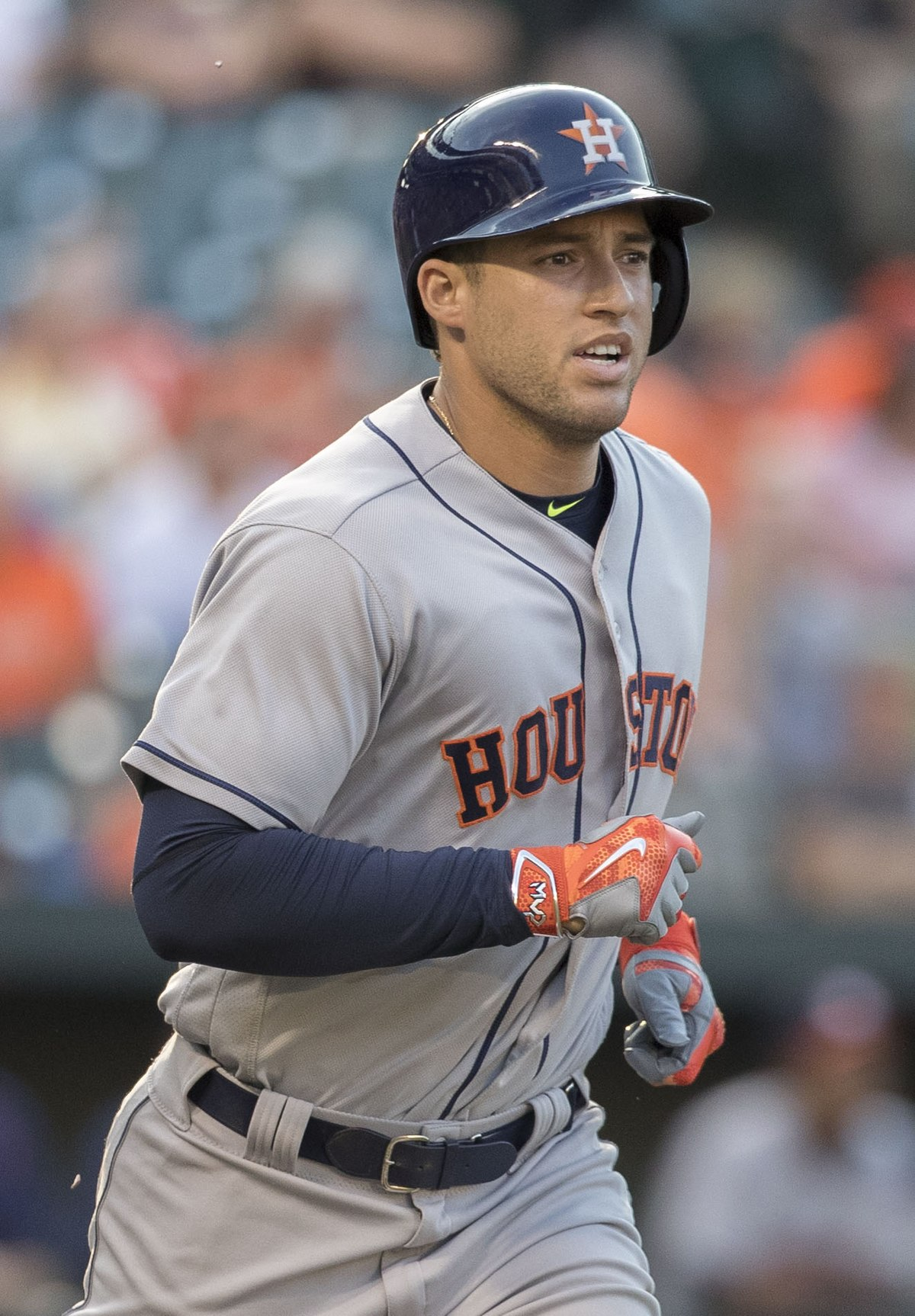 George Springer Wikipedia