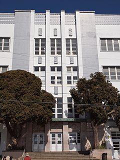 George Washington High School (San Francisco) school in San Francisco
