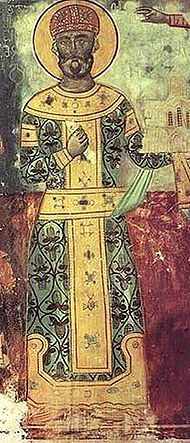 Rey David IV de Georgia