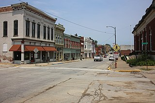 Louisiana, Missouri City in Missouri, United States