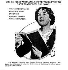 Georgia Bullock - Wikipedia