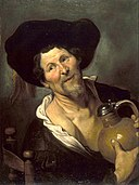 Gerard Seghers - The Jolly Drinker - Walters 372745.jpg