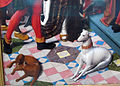 Gerard david, giudizio di cambise, 1498, 03.JPG