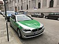 German BMW Police Car in Munich.jpg