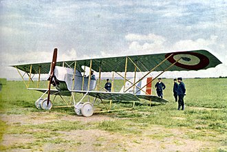 Caudron G.3 - French Caudron G.3