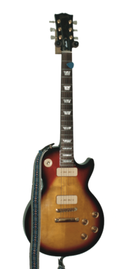 1996 Gibson Les Paul Studio Limited Edition Gem Series Topaz