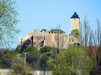 Halle (Saale) - Giebichenstein Castle from Kröllwitz