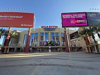 Gila River Arena Multi purpose arena in Arizona
