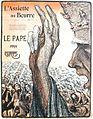 Giris Assiette au beurre Le Pape.JPG