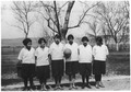 Girls first basketball team - NARA - 285405.tif