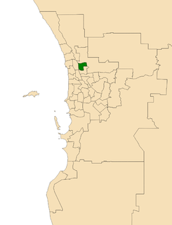 Electoral district of Girrawheen