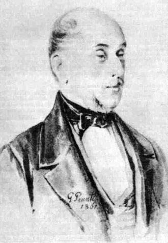Giuseppe Ferrari (philosopher) - Image: Giuseppe Ferrari