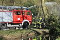 Gladbeck - Freizeitstätte Wittringen - Schlossteich - Feuerwehr 02 ies.jpg