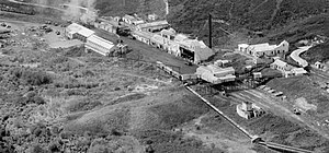 Glen Afton Branch - Image: Glen Afton colliery and railway