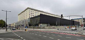 National Bank of Poland - Image: Gmach Narodowego Banku Polskiego w Warszawie