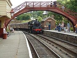 Stacja Hogsmeade