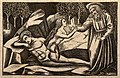 God creating Eve out of Adam. Line engraving. Wellcome V0014980.jpg