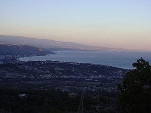 Soverato - Image: Golfo di Soverato