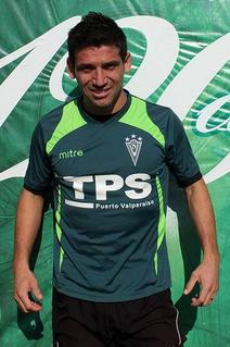 Gonzalo Barriga Chilean footballer