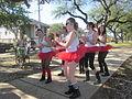 Goodchildren Easter 2012 S Roch Av Cherry Bombs Dance 3.JPG