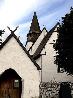 Bäl - Bäl Church