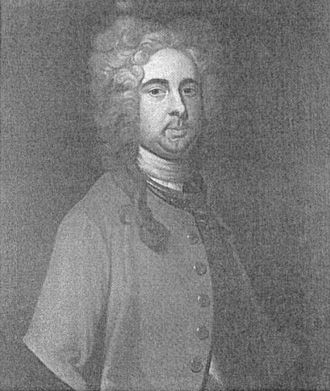 Benedict Leonard Calvert - Captain Charles Calvert, replaced as Governor of Maryland by Benedict Calvert in 1727