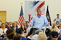 Governor of Florida Jeb Bush at TurboCam, Barrington, New Hampshire on August 36th by Michael Vadon.jpg