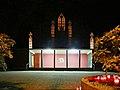 Grablichter Pfarrkirche St. Josef Essen-Kupferdreh (retuschiert).jpg