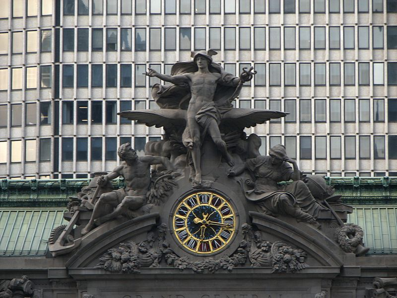 File:Grand Central Terminal NY Mercury Statue.jpg