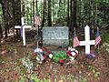 Gravesite of PVT Hiram T. Smith near Haynesville, Maine.jpg