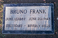 Gravestone of Bruno Frank by Scott G.jpg