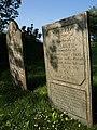 Gravestones, Dunterton - geograph.org.uk - 797524.jpg