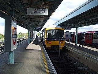 Greenford branch line