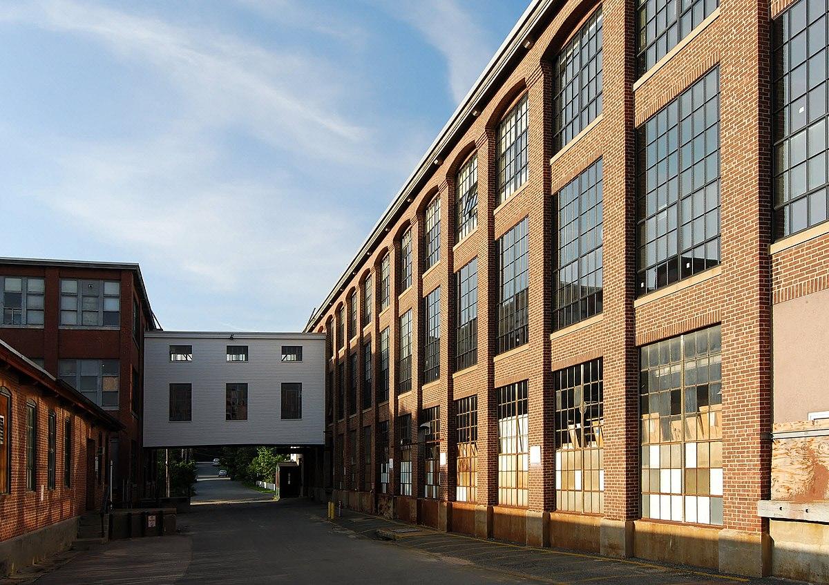 Greenwich Mills - Wikipedia