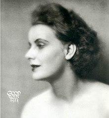 Greta Garbo nel 1924