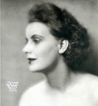 Greta Garbo 1924 1