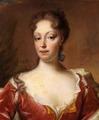 Grevinnan Margareta Fredrika Bonde, 1680- 1727, g.m. greve Abraham Brahe. Oljemålning på duk - Skoklosters slott - 47689.tif