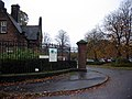 Grierson Gate to Crichton Campus, Dumfries - geograph.org.uk - 279681.jpg