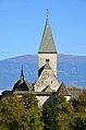 Griffen Untergreutschach 5 Pfarrkirche hl. Martin W-Ansicht 13102013 1743.jpg