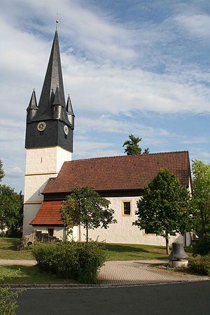 Grub am Forst - Protestant church