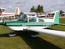 Grumman American AA-5 - Wikipedia