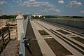 Guided busway, looking towards Addenbrookes Hospital - panoramio.jpg