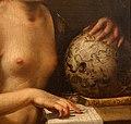 Guido cagnacci, allegoria dell'astrologia sferica, 02 globo celeste.jpg