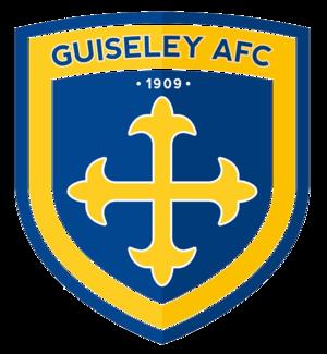 Guiseley A.F.C. - Image: Guiseley A.F.C. logo