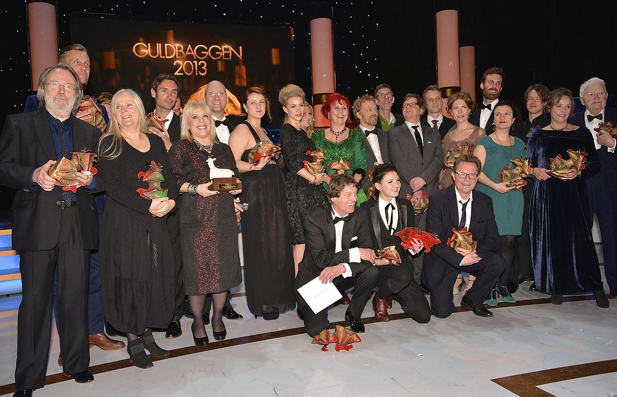 Guldbaggarna 2013