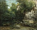 Gustave Courbet (1819-1877) - The Banks of a Stream - WA1937.50 - Ashmolean Museum.jpg