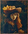 Gustave Courbet - Bildnis eines Mädchens - 872 - Österreichische Galerie Belvedere.jpg