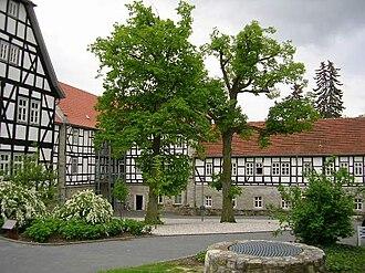 Volkenroda Abbey - Abbey at Volkenroda (2005)