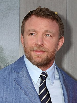 Guy Ritchie - Ritchie in 2017
