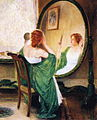 Guy Rose - The Green Mirror.JPG